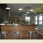 Tercero wines tasting room, wine tasting bar